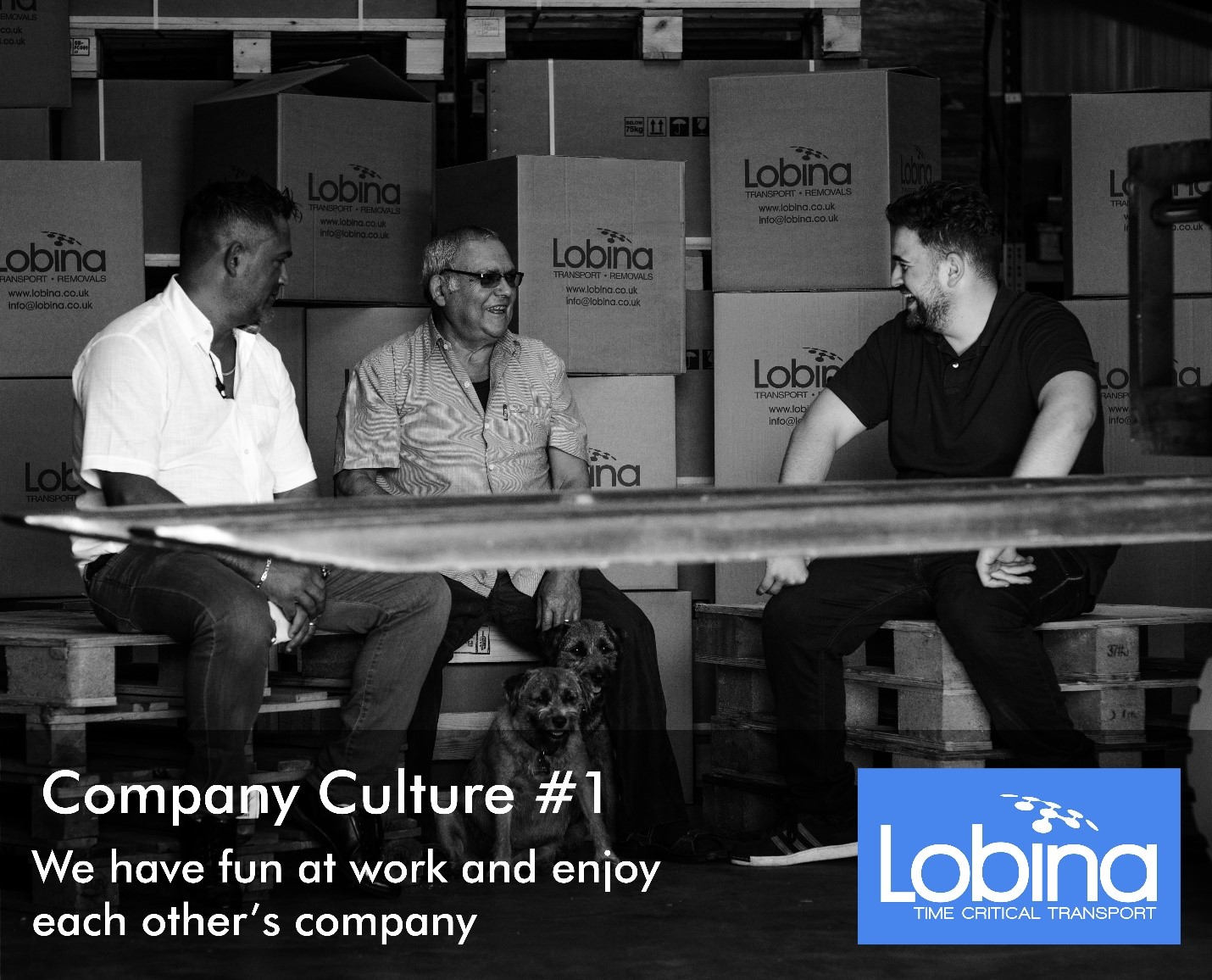 Lobina Time Critical Transport Company Culture number 1