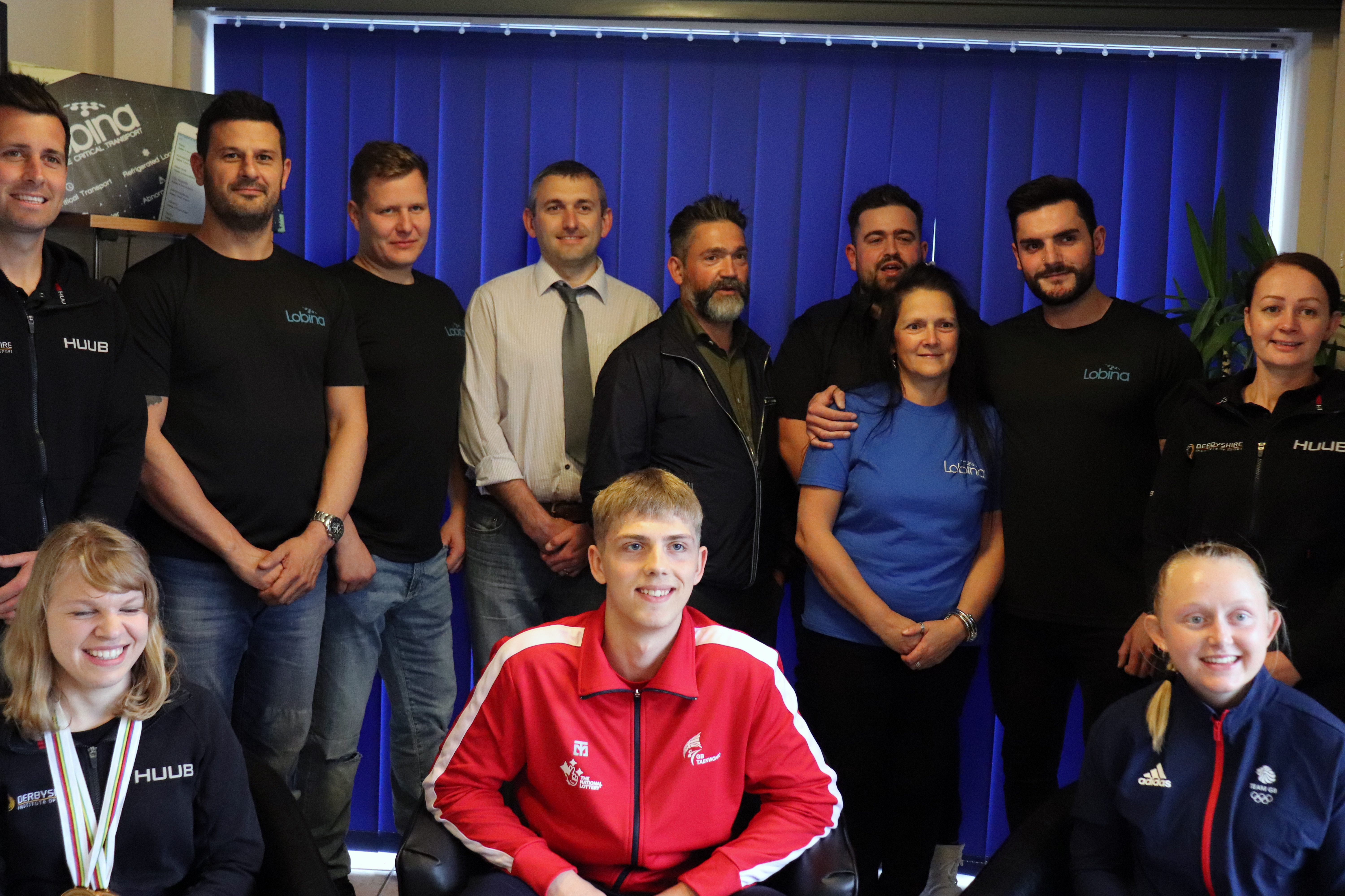 Lobina and Derbyshire Institute of Sport – The Perfect Partnership