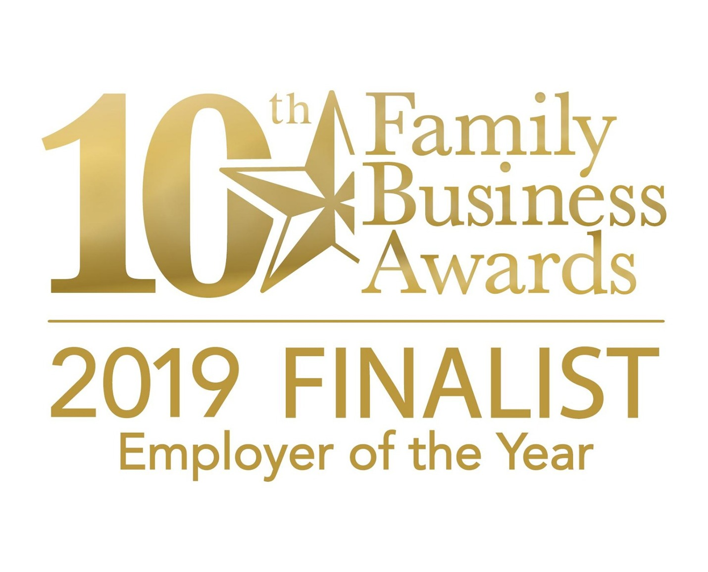 Lobina Family Business Awards Finalist Employer of the Year